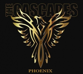 THE CASCADES Phoenix CD Digipack 2018 (VÖ 19.10)