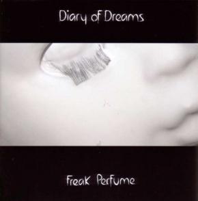 DIARY OF DREAMS Freak Perfume 2LP VINYL+CD 2018 LTD.500