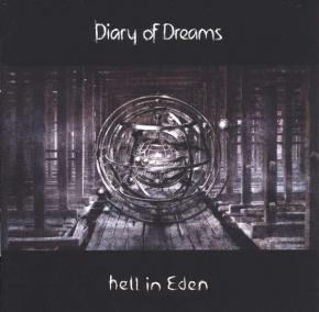 DIARY OF DREAMS Hell in Eden 2LP VINYL+CD 2018 LTD.500