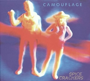 CAMOUFLAGE Spice Crackers (Deluxe Edition) 2CD Digipack 2009