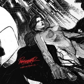 PERTURBATOR B-Sides And Remixes Vol.1 CD Digipack 2018