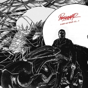 PERTURBATOR B-Sides And Remixes Vol.2 CD Digipack 2018