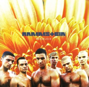 RAMMSTEIN Herzeleid CD 1995