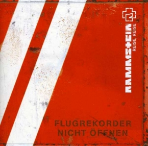 RAMMSTEIN Reise, Reise CD 2004