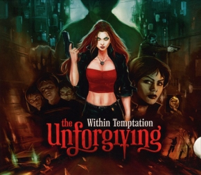 WITHIN TEMPTATION The Unforgiving CD Sliderpack 2011 + BONUSTRACK
