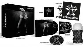 EISBRECHER Ewiges Eis - 15 Jahre Eisbrecher LIMITED 2CD+DVD FANBOX  2018