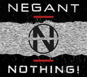 NEGANT Nothing CD Digipack 2018 LTD.300