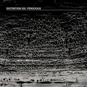 DISTORTION SIX Ferocious CD 2018 ant-zen