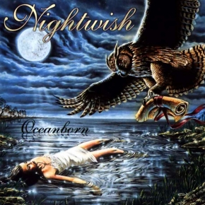 NIGHTWISH Oceanborn CD 1998