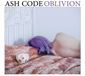 ASH CODE Oblivion [3rd + bonus] CD Digipack 2018