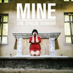 SHE SPREAD SORROW Mine CD Digipack 2018