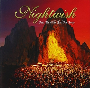 NIGHTWISH Over The Hills And Far Away CD 2001