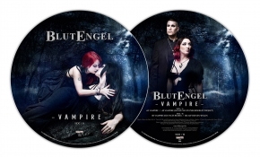 "BLUTENGEL Vampire 12"" PICTURE VINYL 2018 LTD.500"