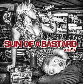 SUN OF A BASTARD VOL.7 CD 2014 4 Promille VOLXSTURM Emscherkurve 77