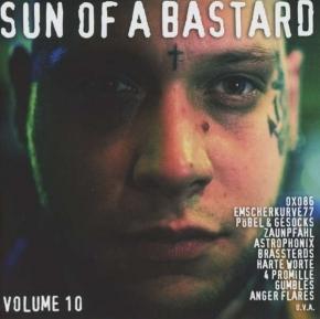 SUN OF A BASTARD VOL.10 CD 2017 Zaunpfahl BERSERKER Emscherkurve 77