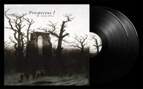 RAISON D'ETRE Prospectus I 2LP BLACK VINYL 2018 LTD.300