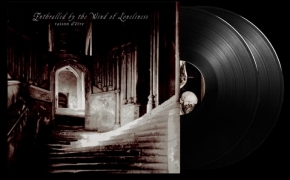 RAISON D'ETRE Enthralled by the Wind of Loneliness 2LP BLACK VINYL 2018 LTD.300