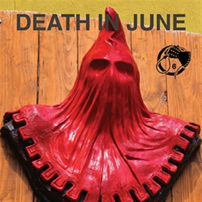 DEATH IN JUNE Essence! LP BLACK VINYL 2019 LTD.500