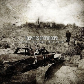 LACRIMAS PROFUNDERE Songs For The Last View LIMITED CD+DVD Digipack 2008