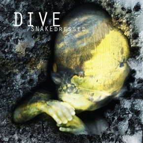 DIVE Snakedressed 2LP YELLOW VINYL 2018 LTD.550