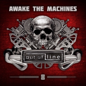 AWAKE THE MACHINES VOL.8 3CD Digipack 2018 Hocico BLUTENGEL Ost+Front
