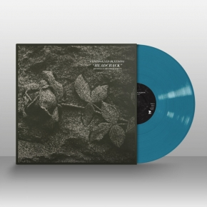 CONTROLLED BLEEDING Headcrack LIMITED LP BLUE VINYL 2017