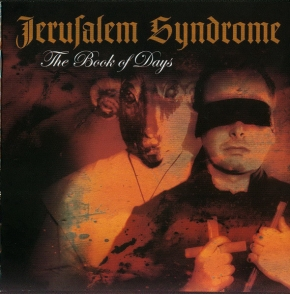 JERUSALEM SYNDROM The Book of Days 2CD 2011