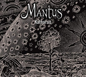 MANTUS Katharsis & Pagan Folk Songs 2CD Digipack 2019 LTD.3000
