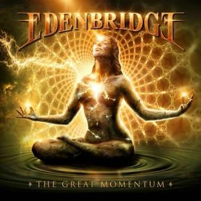 EDENBRIDGE The Great Momentum 2LP VINYL+CD 2017