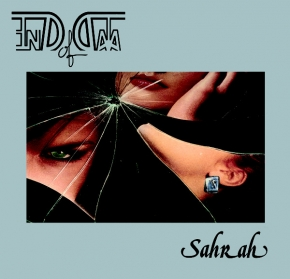 END OF DATA Sahrah CD Digipack 2018
