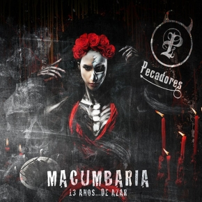 PECADORES Macumbaria CD Digipack 2018 LTD.100