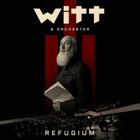 JOACHIM WITT Refugium CD Digipack 2019 (VÖ 22.02)