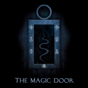 THE MAGIC DOOR The Magic Door CD Digipack 2018 LTD.300
