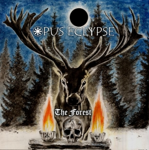 OPUS ECLYPSE The Forest CD Digipack 2018 LTD.500