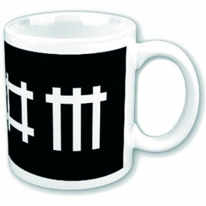 DEPECHE MODE Sounds Of The Universe Logo TASSE / MUG