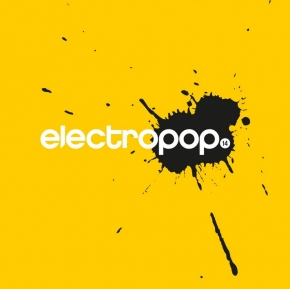 ELECTROPOP VOL.14 (Super Deluxe Fan Bundle) 4CD 2019 LTD.150 Syrian DISTAIN