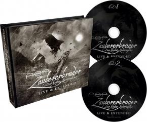 ASP Zaubererbruder Live & Extended 2CD DigiBook 2019