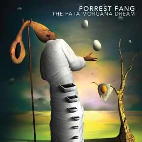 FORREST FANG The Fata Morgana Dream CD Digipack 2019