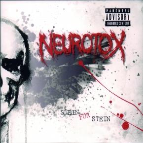 NEUROTOX Stein Für Stein CD Digipack 2019