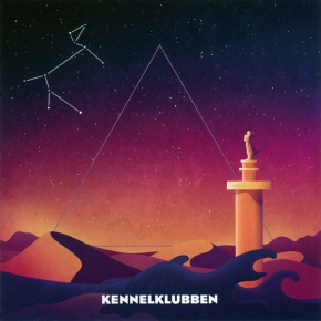 KENNELKLUBBEN Kennelklubben LIMITED LP PURPLE/BLACK VINYL 2019