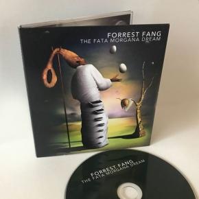 FORREST FANG The Fata Morgana Dream CD Digipack 2019