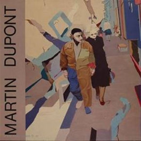 MARTIN DUPONT Just because CD Digipack 2019