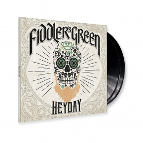FIDDLER'S GREEN Heyday 2LP BLACK VINYL 2019