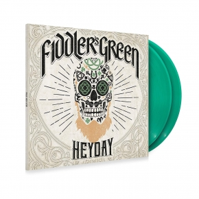 FIDDLER'S GREEN Heyday LIMITED 2LP COLORED VINYL 2019