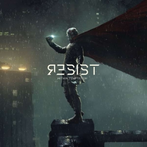 WITHIN TEMPTATION Resist CD Digipack 2019