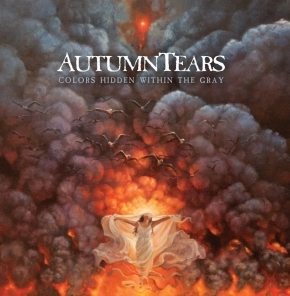 AUTUMN TEARS Colors Hidden Within The Gray CD 2019