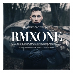 IN STRICT CONFIDENCE RMXONE LIMITED 2CD Digipack 2019 (ASP Blutengel VNV NATION)
