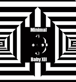 MINIMAL BABY XII CD 2019 LTD.400 Brigade Rosse SILENT SIGNALS