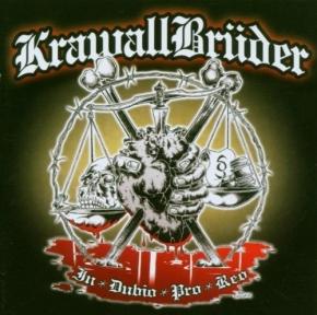 KRAWALLBRÜDER In Dubio Pro Reo CD 2006