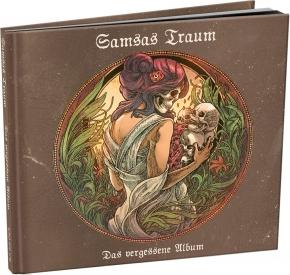 SAMSAS TRAUM Das vergessene Album LIMITED CD DigiBook 2019